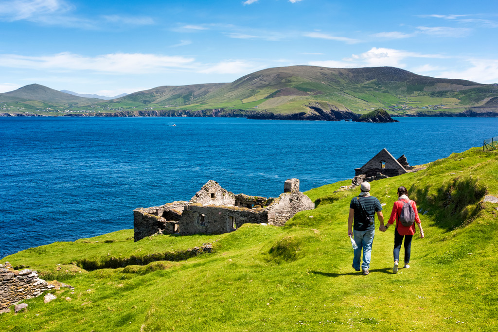 Chauffeur Tour Ireland Service with O'Connors of Kerry