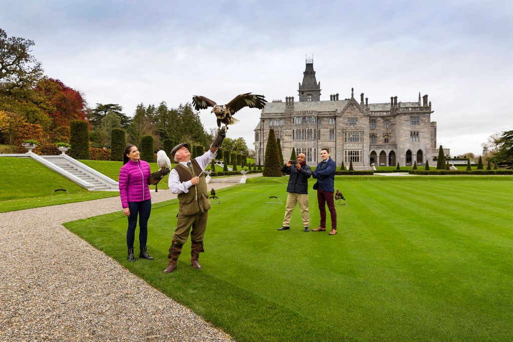 Adare and King John's Castle Tours with O'Connors of Kerry