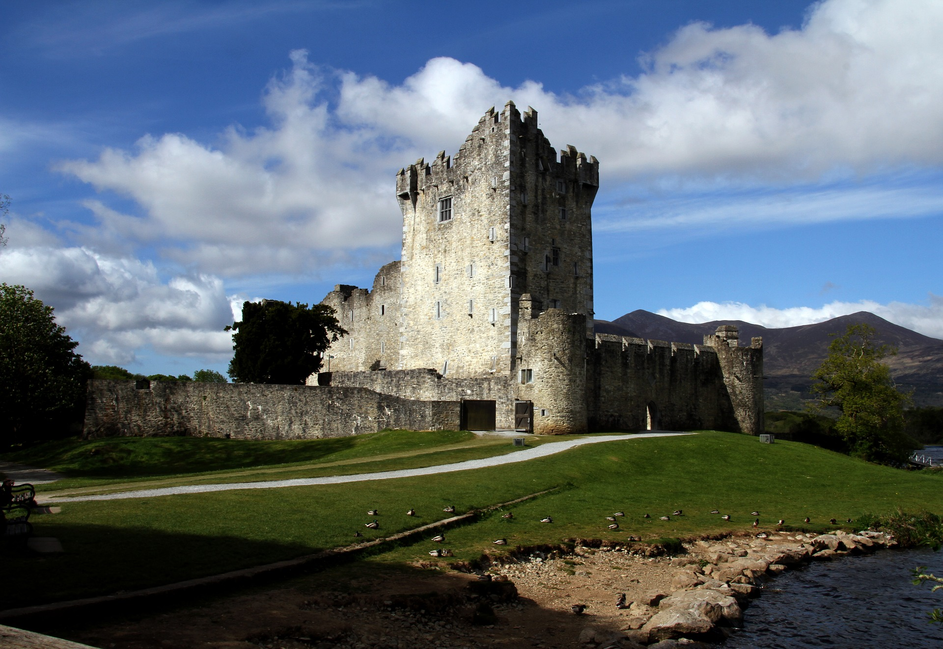 Castle Ross Tours with O'Connors of Kerry