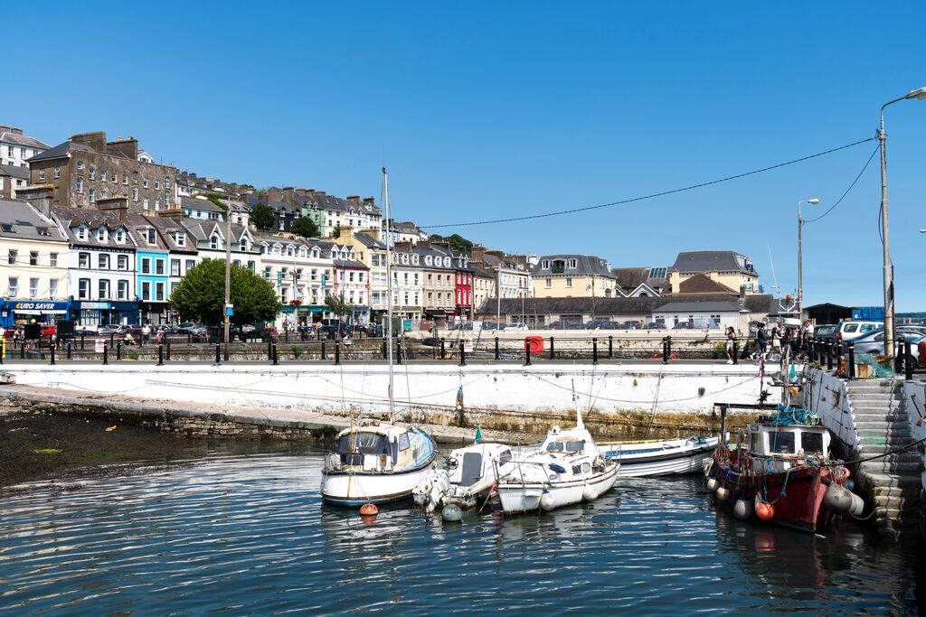Cobh Tours with O'Connors of Kerry