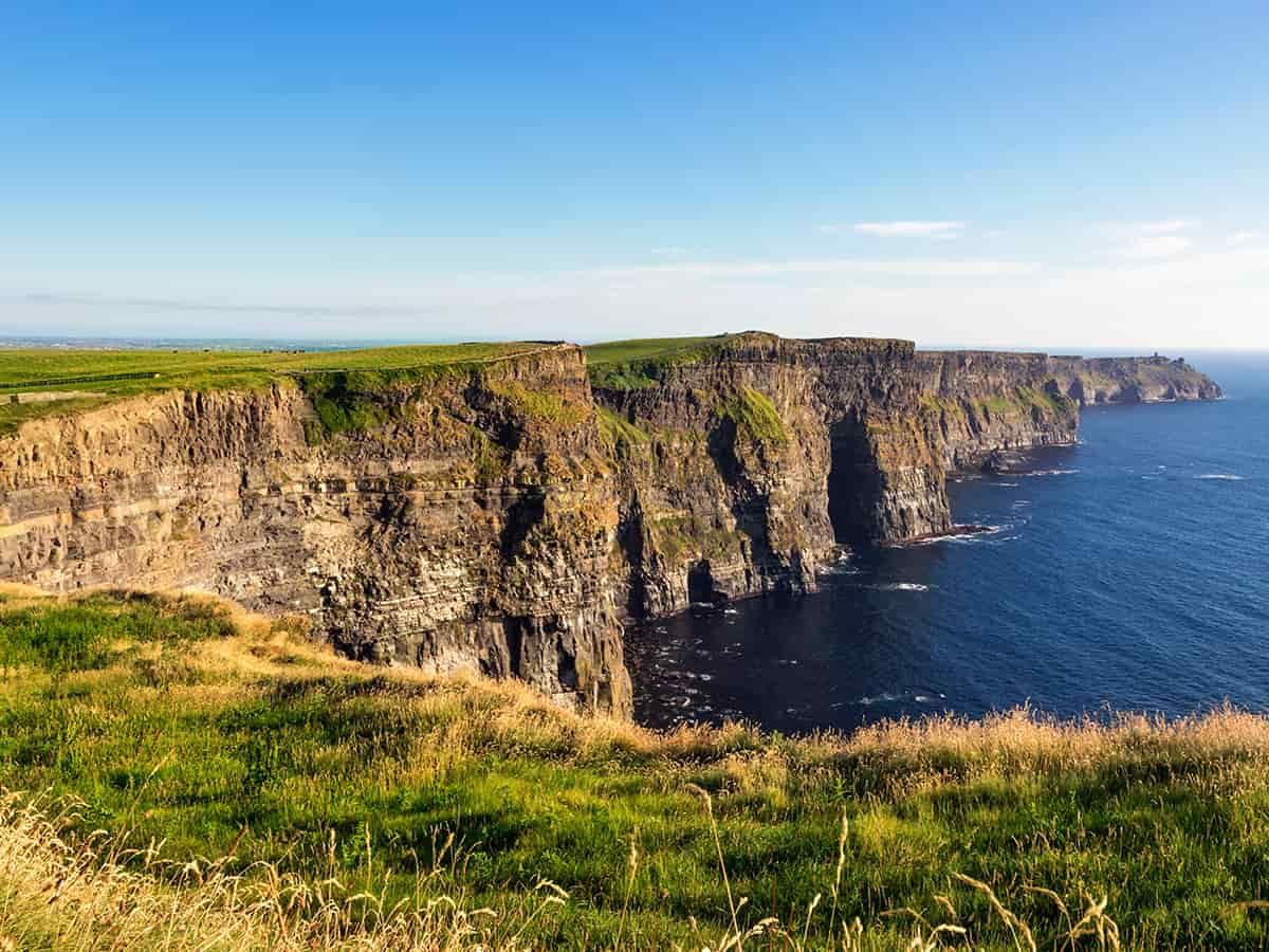 Cliffs of Moher Tours with O'Connors of Kerry